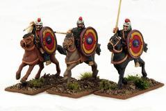 Gripping Beast 28mm Historical: Late Roman Armoured Cavalry (Crested Helmets) (3)