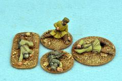 Gripping Beast 28mm Historical: Late Roman Casualties (4)