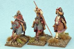 Gripping Beast 28mm Historical: Late Roman Cataphracts (Kontos Levelled) (3)