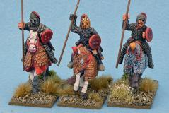 Gripping Beast 28mm Historical: Late Roman Cataphracts (Kontos Upright) (3)