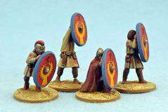 Gripping Beast 28mm Historical: Late Roman Infantry Shieldwall #2 (4)