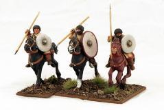 Gripping Beast 28mm Historical: Late Roman Unarmoured Cavalry (3)