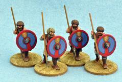 Gripping Beast 28mm Historical: Late Roman Unarmoured Infantry (4)
