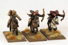 Gripping Beast 28mm: Huns- Huns with Bow (A) (3)