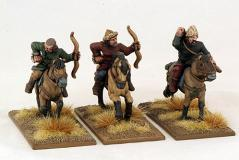 Gripping Beast 28mm: Huns- Huns with Bow (B) (3)