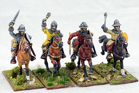 Gripping Beast 28mm Later Crusades: Teutonic Turkopolen (Hand Weapons) (4)