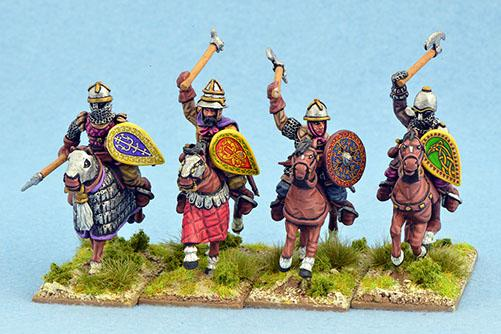 Gripping Beast 28mm Medieval Russian: Junior Druzhina (Hand Weapons) (4)