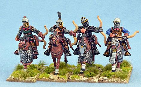 Gripping Beast 28mm Medieval Russian: Senior Druzhina (Bows) (4)