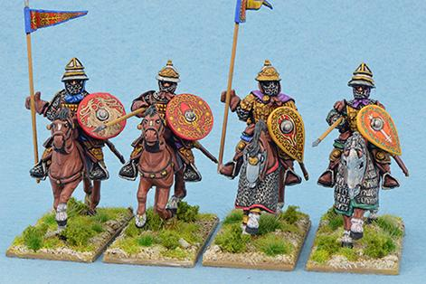 Gripping Beast 28mm Medieval Russian: Senior Druzhina (Lances) (4)