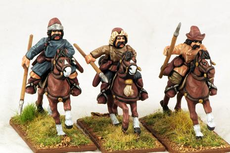 Gripping Beast 28mm Mongols: Cavalry (Warriors) (3)