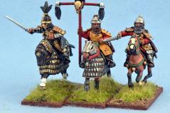Gripping Beast 28mm Mongols: High Command (3)