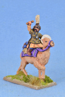 Gripping Beast 28mm Mongols: Shaman On Camel (1)