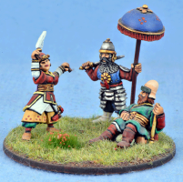 Gripping Beast 28mm Timurid: Dance Or Die! Vignette (3)