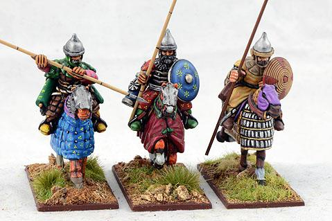 Gripping Beast 28mm Timurid: Medium Cavalry (3)