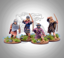 Gripping Beast 28mm Viking Age: Jomsvikings- Archers #2 (4)