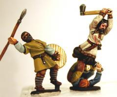 Gripping Beast 28mm Viking Age: Jomsvikings- Breaking The Widows Wall (4)