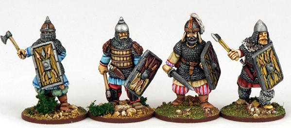Gripping Beast 28mm Viking Age: Jomsvikings- Jomsvikings #4 (4)