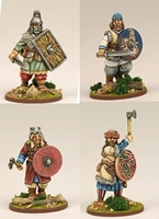 Gripping Beast 28mm Viking Age: Jomsvikings- Jomsvikings #5 (4)