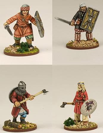 Gripping Beast 28mm Viking Age: Jomsvikings- Jomsvikings #6 (4)