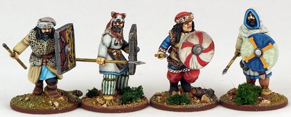 Gripping Beast 28mm Viking Age: Jomsvikings- Jomsvikings #7 (4)