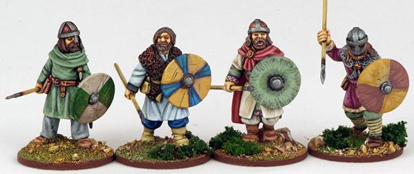 Gripping Beast 28mm Viking Age: Jomsvikings- Jomsvikings #8 (4)