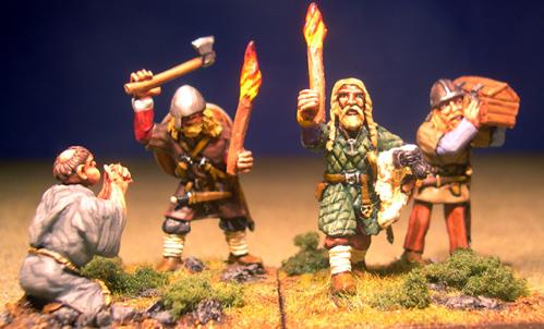 Gripping Beast 28mm Viking Age: Jomsvikings- Save Us! O Lord! (4)