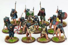 Gripping Beast 28mm Viking Age: Jomsvikings- Ulfhednar (12)