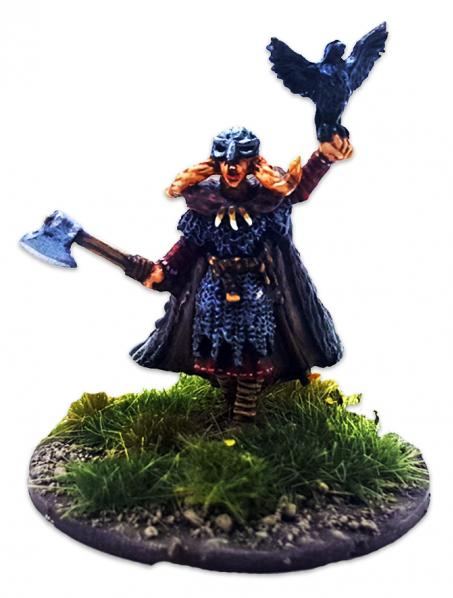 Gripping Beast 28mm Viking Age: Shieldmaiden- Warlord