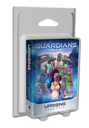 Guardians Uprising Hero Pack