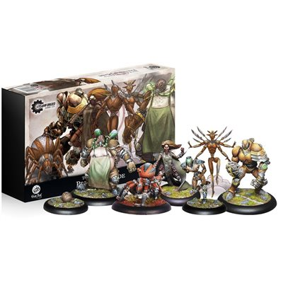 GuildBall: Engineer: Precision Made