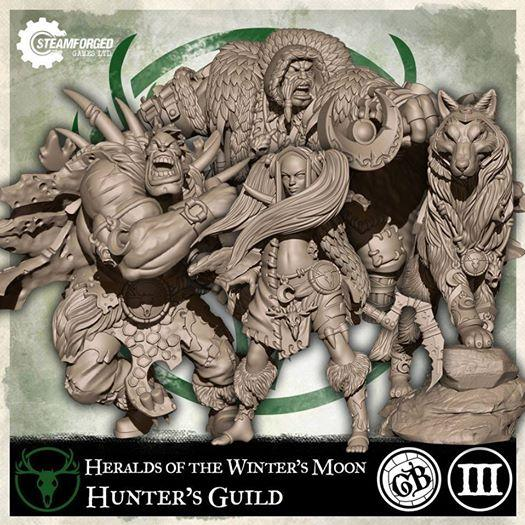 GuildBall: Hunter: Heralds of the Winters Moon (Season 2)