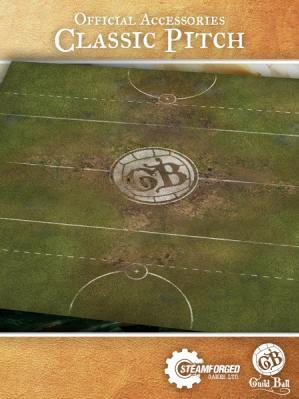 GuildBall: Play Mat: Classic Pitch