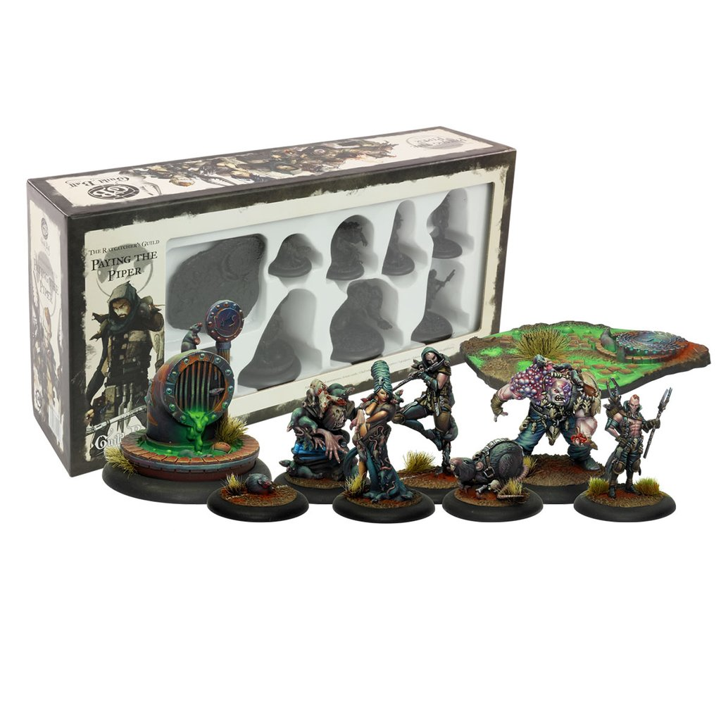 GuildBall: Ratcatchers Guild: Paying The Piper