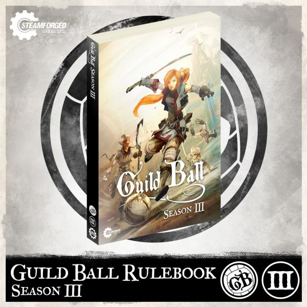GuildBall: Rulebook (Season 3)