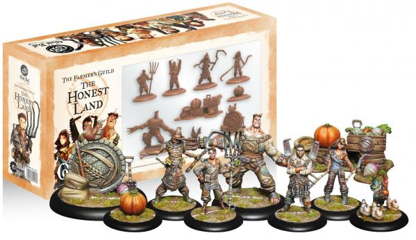 GuildBall: The Farmers Guild: The Honest Land