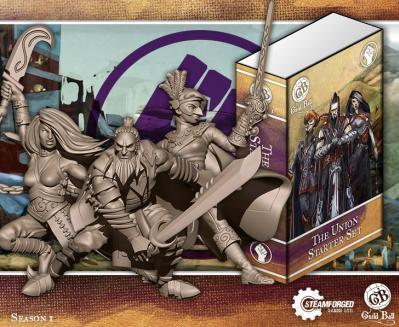 GuildBall: Union: Starter Set