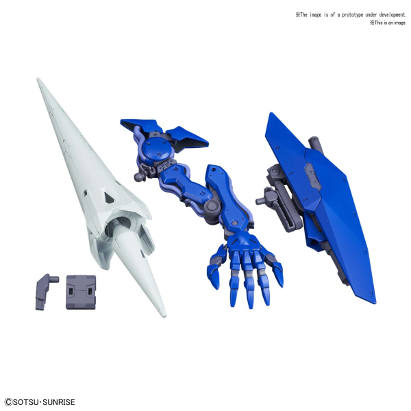 Gundam High Grade (HG) Build Divers Re:RIse (1/144): Seltsam Arms