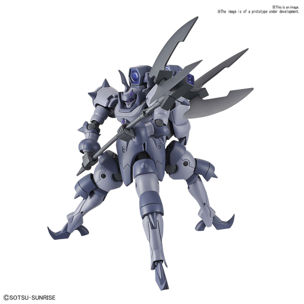 Gundam High Grade Build Fighters (1/144): ELDORA BRUTE