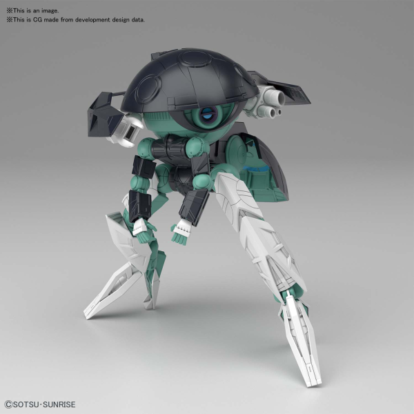 Gundam High Grade (HG) Build Divers Re:RISE 1/144: Wodom Pod