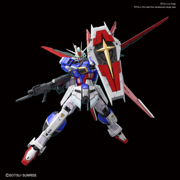 Gundam Real Grade: Force Impulse Gundam