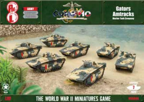 Gung Ho: USA: Gators Amtracks