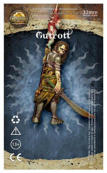 Enigma Miniatures: Gutrott, Young Ripper