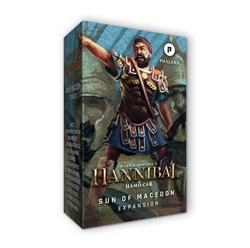 HANNIBAL AND HAMILCAR: SUN OF MACEDON