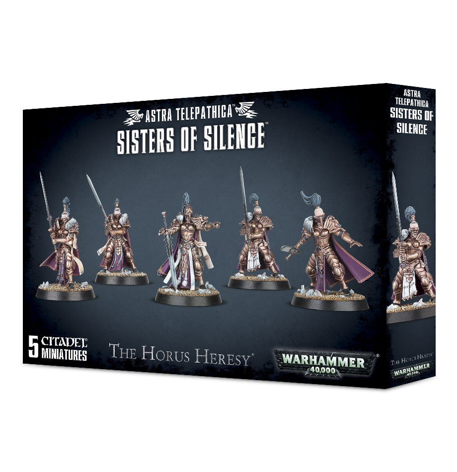 HORUS HERESY: Astra Telepathica: Sisters of Silence