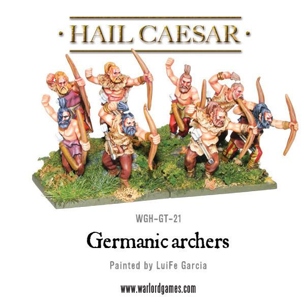 Hail Caesar: Germanic: Archers