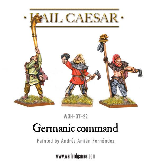 Hail Caesar: Germanic: Command