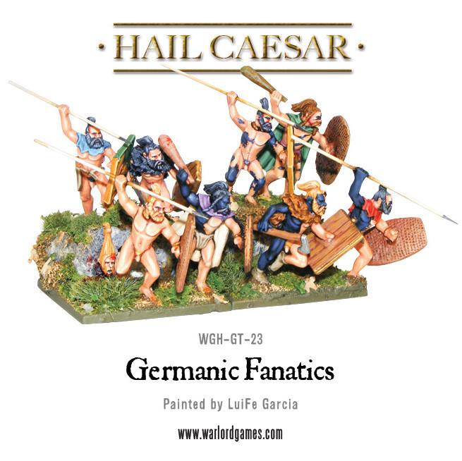 Hail Caesar: Germanic: Fanatics