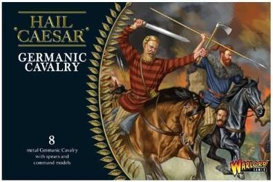 Hail Caesar: Germanic: Germanic Cavalry