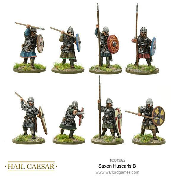 Hail Caesar: Saxon: Earls & Kings 11th Century