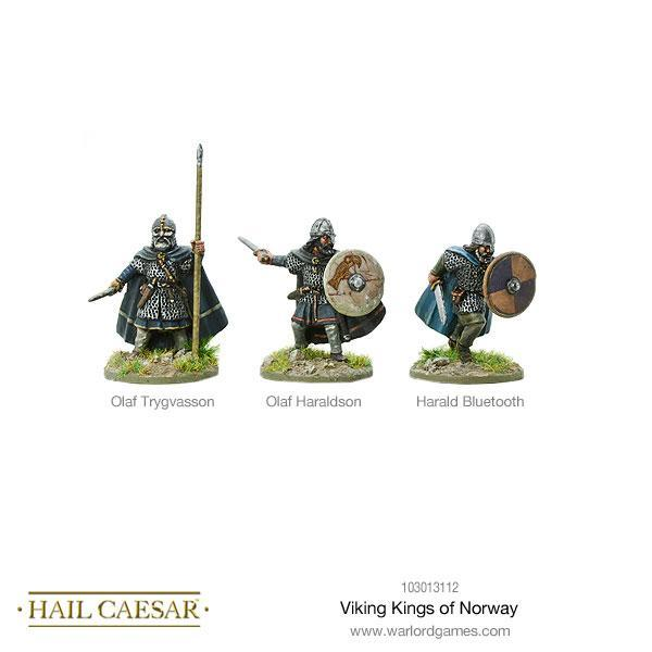 Hail Caesar: Vikings: Kings of Norway